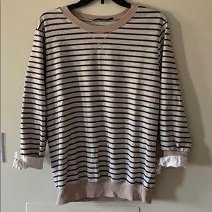 Doe & Rae Striped sweater